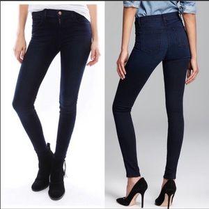 J. Brand Skinny Leg High Rise Atmosphere Jeans
